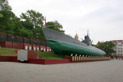 Владивосток. Корабельная набережная.