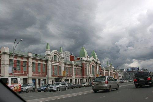 В этот день в Новосибирске обещали ясную погоду, без осадков!