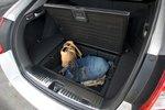 Под полом багажного отделения расположен ящик для хранения всевозможных вещей