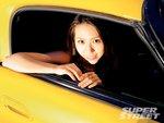 Дама в Honda S2000