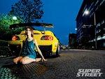 Дама и Honda S2000