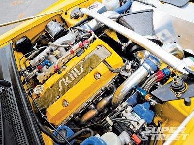 Двигатель Honda S2000