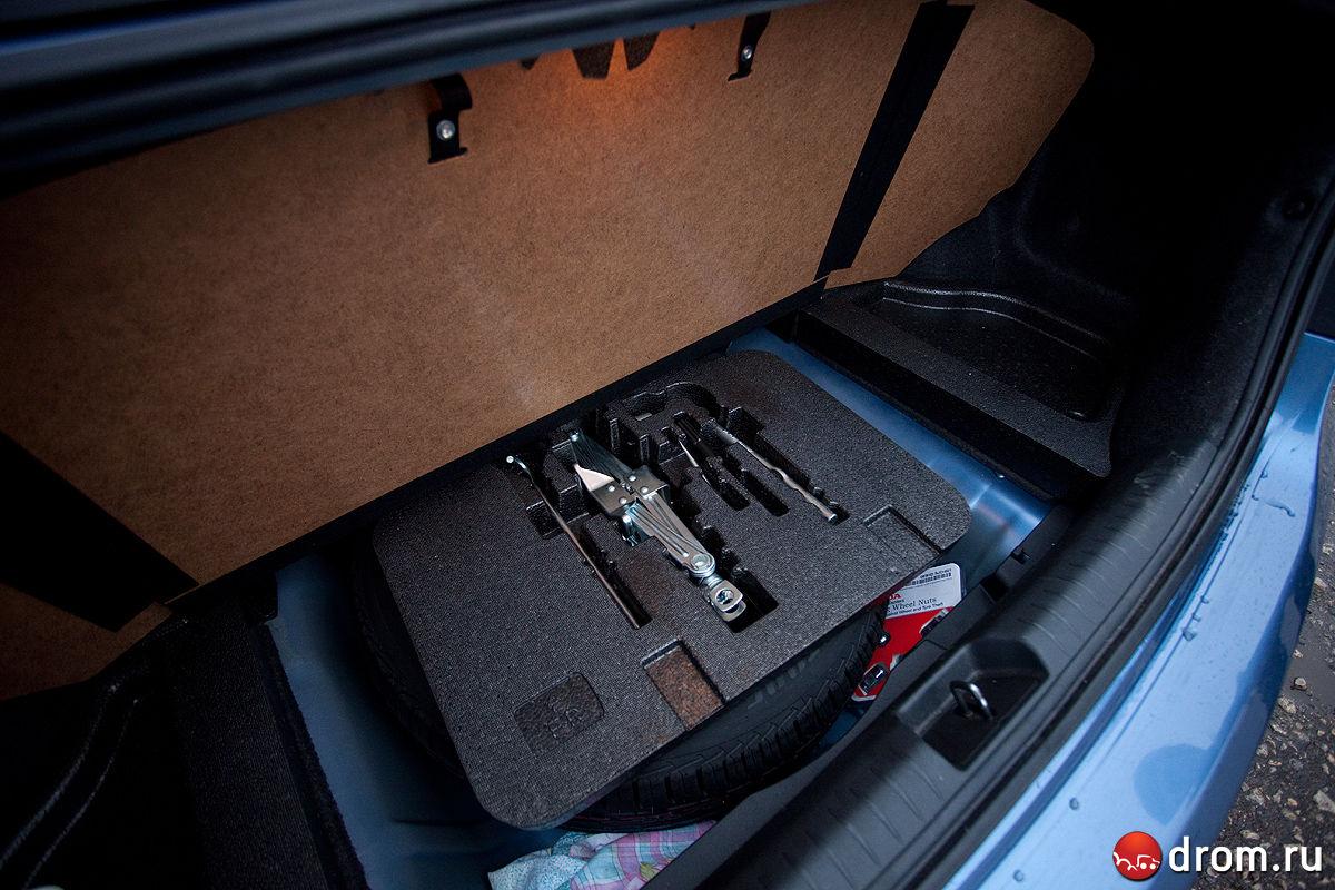 вода в багажнике chevrolet cruze