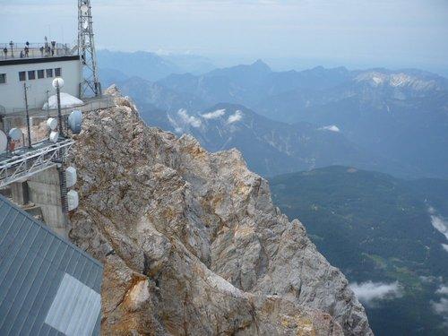 Смотровая площадка на высоте 2962 м.