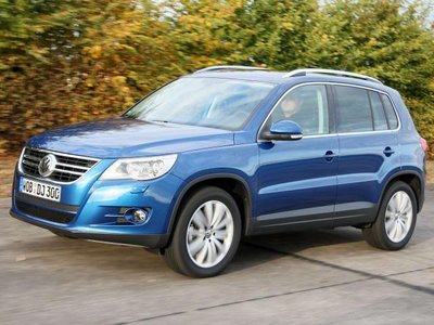 VW Tiguan 2.0 TDI 4MOTION
