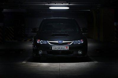 Subaru Impreza WRX STI на тест-драйве Drom.ru