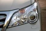 Lexus GX460. Фара
