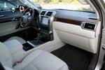 Lexus GX460. Первый ряд сидений