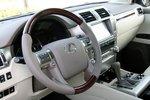 Lexus GX460. Место водителя