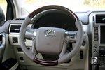 Lexus GX460. Рулевое колесо