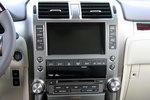 Lexus GX460. Центральная панель