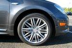 Размер колесных дисков не изменится (18х8дюймов), для прототипа будут взяты диски другого дизайна.