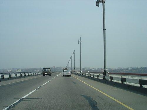 Мост через Амур.