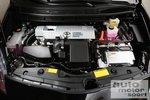 Новый 1,8-литровый четырехцилиндровый двигатель потребляет очень мало бензина.