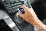 После старта Toyota Prius автоматически выбирает режим Eco.