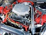 Nissan 350Z, двигатель