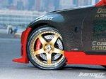 Nissan 350Z, литье