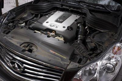 Двигатель Infiniti EX