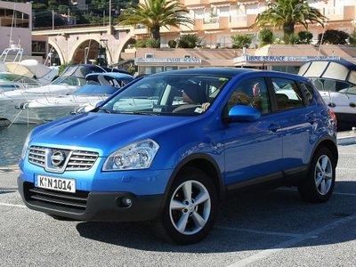 Поднятый универсал или SUV? Nissan называет Qashqai кроссовером.