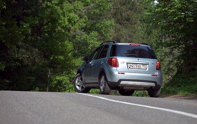 Suzuki SX4 на тест-драйве Drom.ru