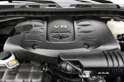 5,6 литров, V8, 400 л.с., 560 Нм