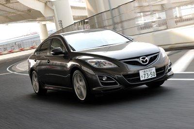 Mazda Atenza Sport 25Z