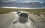 Land Rover LR4, Lexus GX460 и Mercedes-Benz GL450
