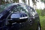 Зеркала заднего вида оснащены поворотниками