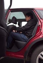 Рост 190 см, посадка за самим собой в Nissan Qashqai