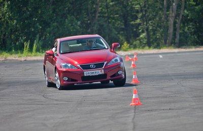 Lexus IS 250 C на тест-драйве Drom.ru