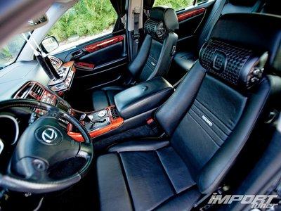 Интерьер Lexus GS300