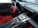 Lexus LFA. Вид на центральную консоль