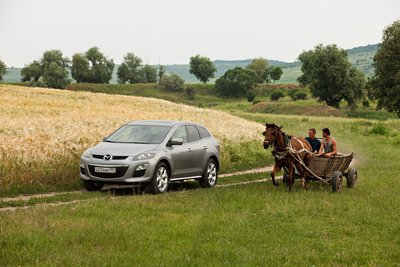 Mazda СX-7 в Молдавии