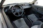 Пятиступенчатая коробка передач CRX Si имеет очень точные ходы, пожалуй, лучшая за всю историю Honda