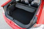 Как и в случае с CRX, просторный багажник СR-Z – одно из самых больших преимуществ