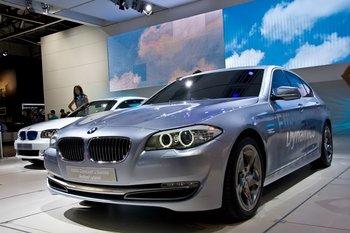 Концепт-кар BMW 5-Series Active Hybrid