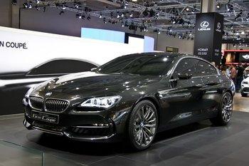 Концепт-кар BMW Gran Coupe