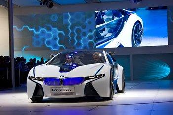 BMW Vision Efficient Dynamic
