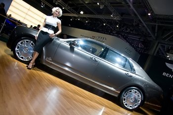 Bentley Mulsanne