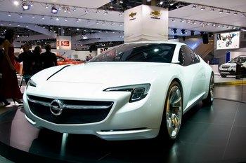 Концепт-кар Opel