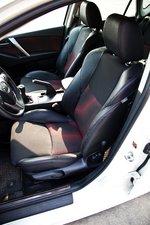 Кресло водителя в Mazda3 MPS