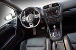 Интерьер Volkswagen Golf GTI