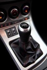 Рычаг МКПП в Mazda3 MPS