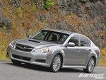 Стоковая версия Subaru Legacy 25GT Limited
