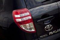 Toyota RAV4 задняя оптика