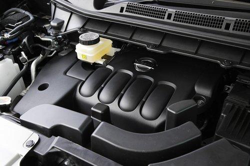 Nissan Elgrand. Двигатель 2,5 литра