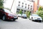 Тестовые модели Subaru Impreza XV в Калининграде