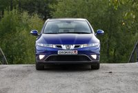 Honda Civic на тест-драйве Drom.ru