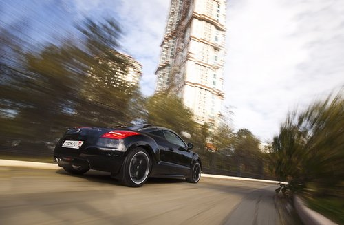 Peugeot RCZ на тест-драйве Drom.ru