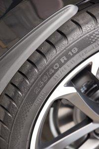 Низкопрофильная шина Peugeot RCZ